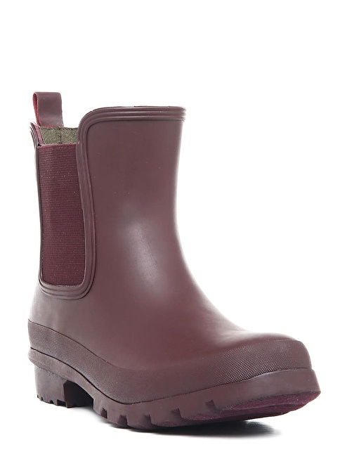 Nine West Yağmur Botu Bordo